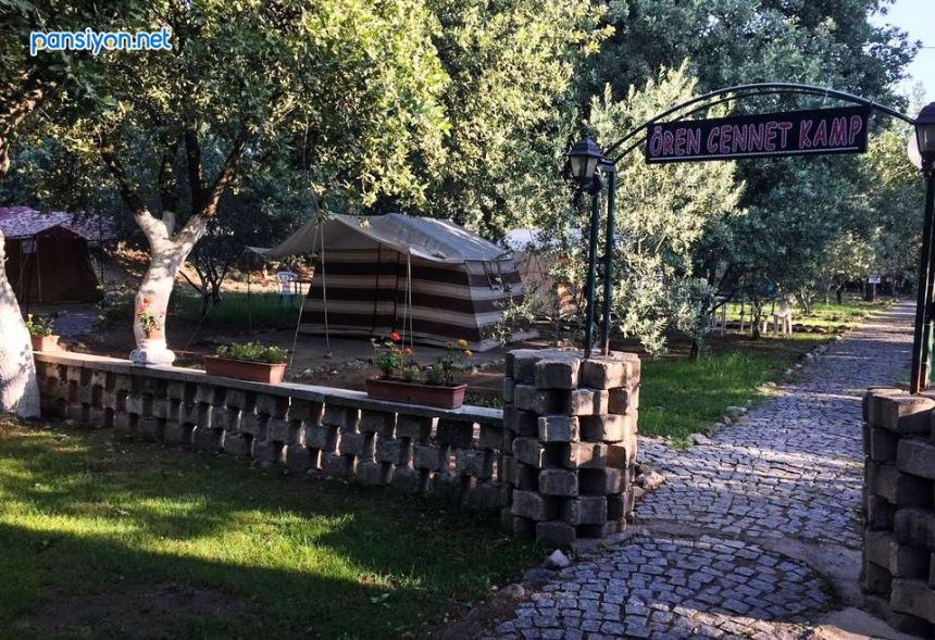 Cennet Kamp Ören