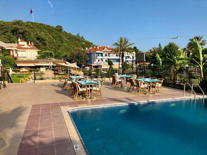 Aegean Princess Apart Hotel