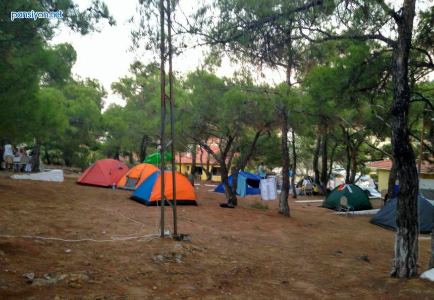 Çamlık Camping Ayvalık