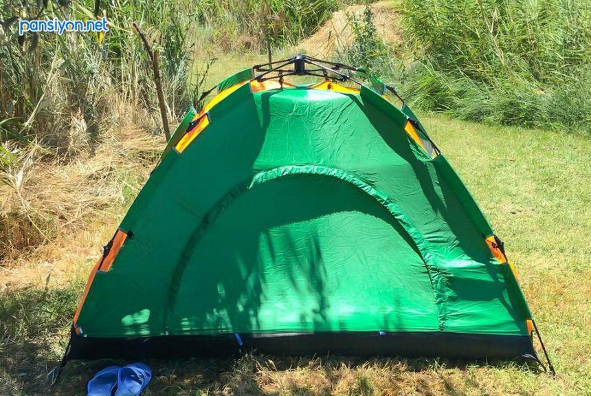 Aldırmaz Camping Erdek