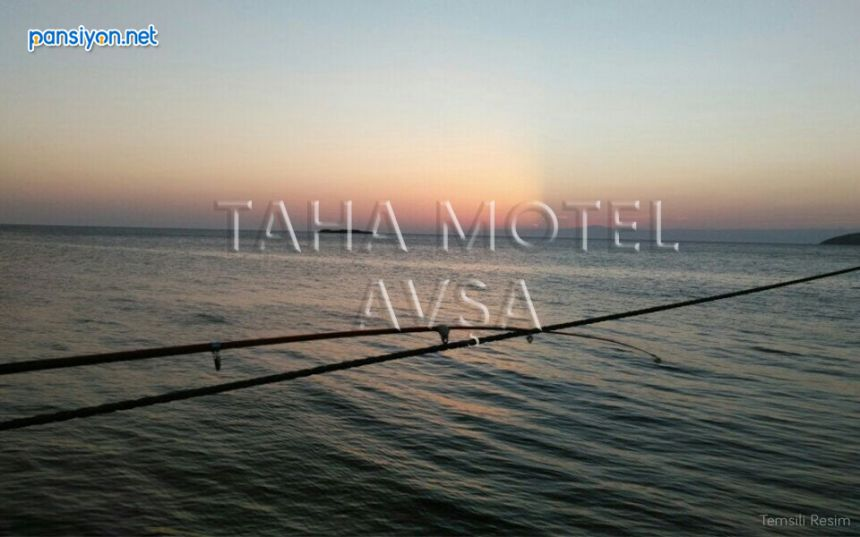 Taha Motel Avşa