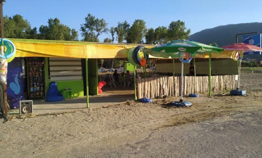 Çamlıkaltı Camping