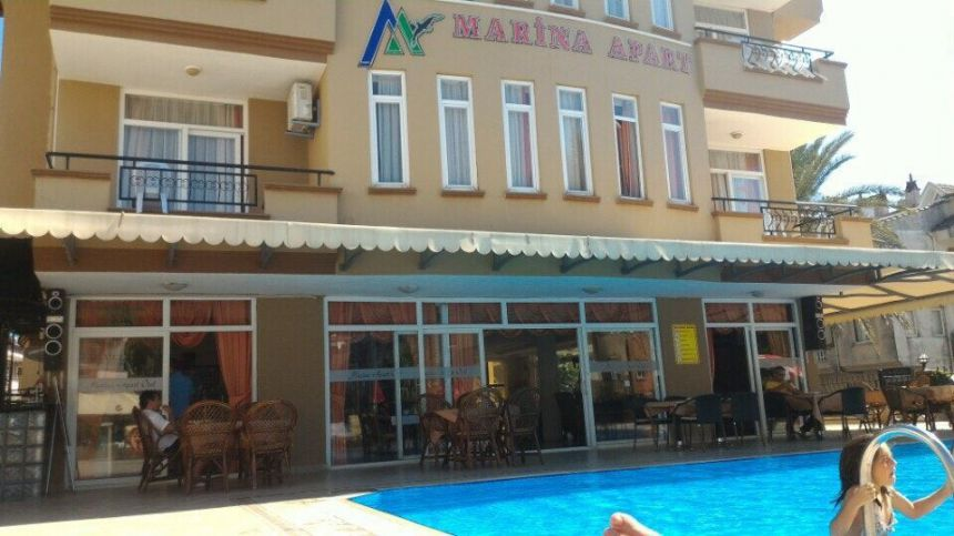 Marina Apart Otel Marmaris