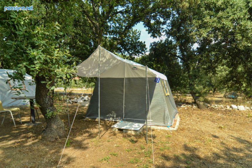 Ela Ela Çadır Kamp