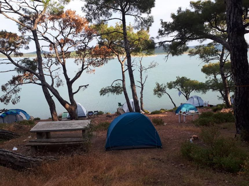 Saklı Cennet Camping