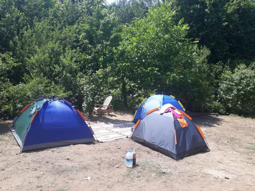 Küçük Ayazma Saklı Cennet Camping