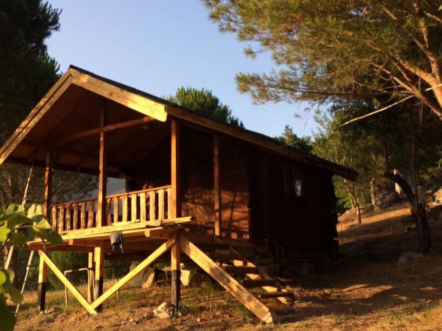 Olcay Çiftliği Dağ Evleri