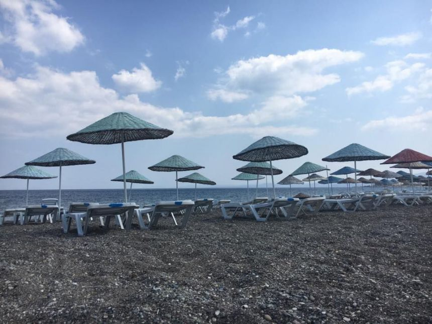 Gizem Beach Camping