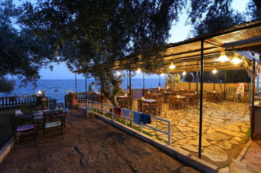 Şamata Beach Camping