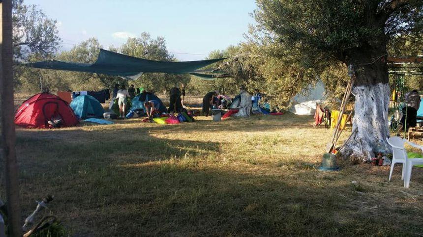 Bedriye Hanım Çiftliği Camping