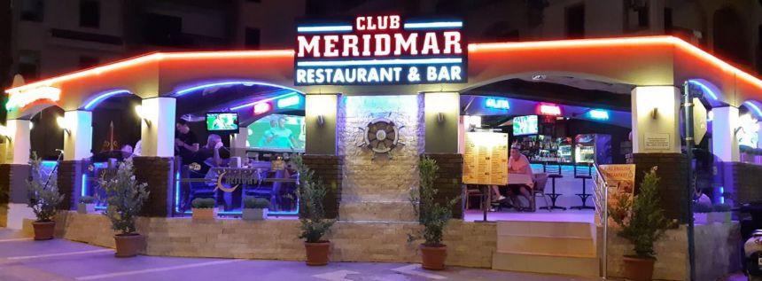 Club Meridmar Apart