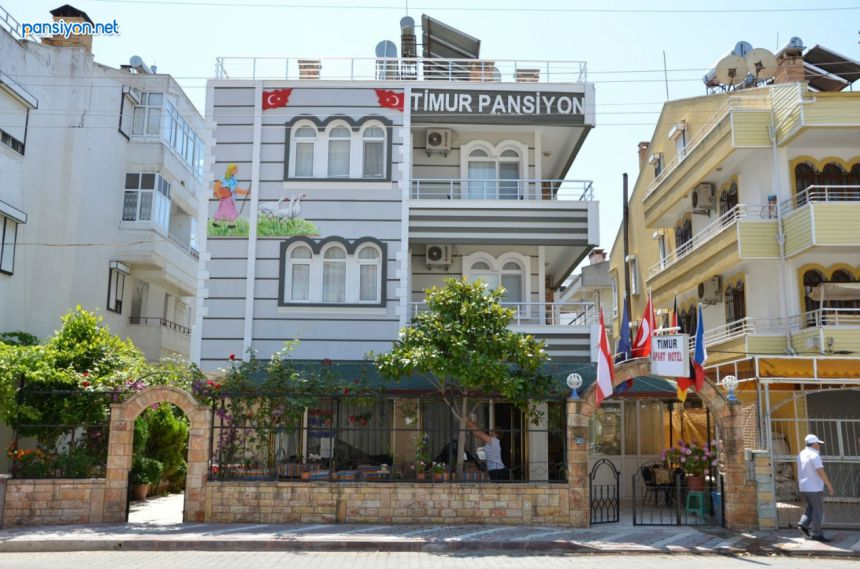 Timur Pansiyon